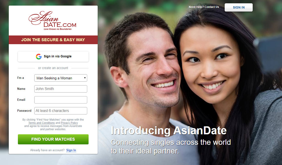 AsianDate Review 2021